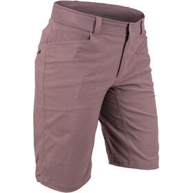 Röjk W's Atlas Hemp Shorts plum